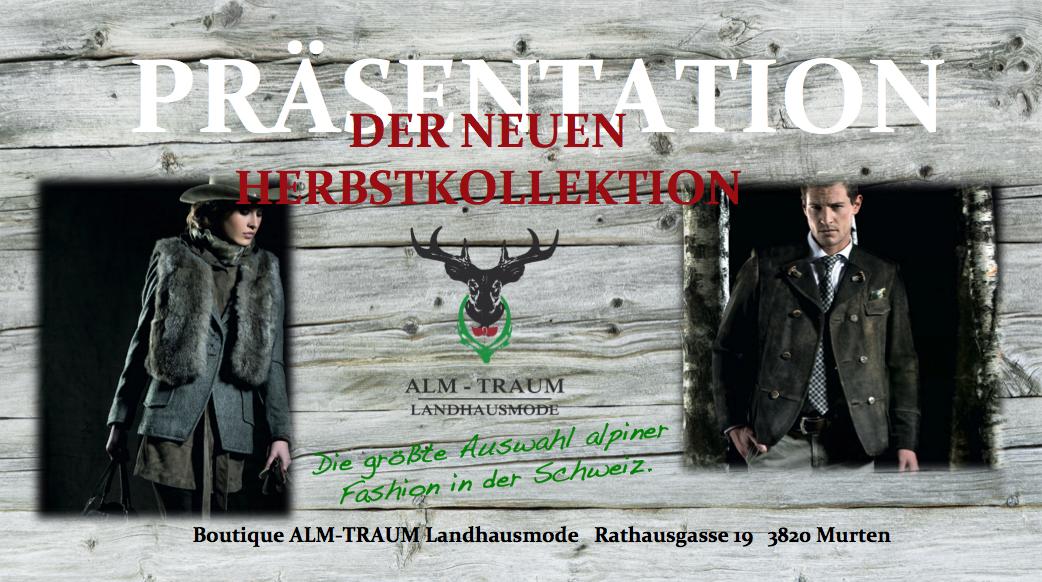 Alpine Gesellschaftskleidung mit Stil
